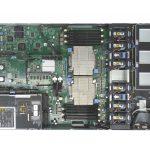 Dell PowerEdge R610 Server Inside